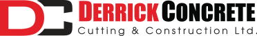 Derrick Concrete Cutting & Construction Ltd Logo